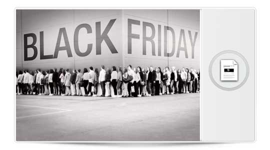 Goleada de Apple a Android en el Black Friday