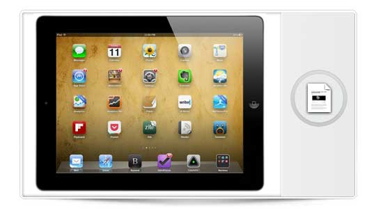 Viste tu iPad con estos preciosos Wallpapers Gratis