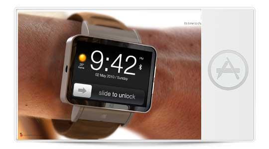 Apple podría estar preparando el iWatch, y lo podría tener pronto.