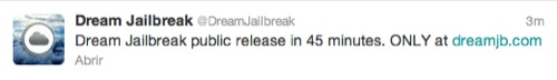 El primer Jailbreak untethered para iOS 6 en un iPhone 5