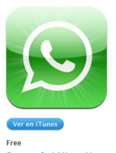 descargar whatsapp gratis para iphone