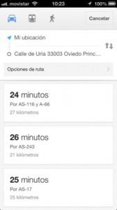 Como hacer que SIRI use Google Maps Sin Jailbreak