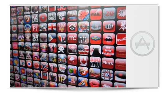Top 25 Aplicaciones Gratis para iPhone en 2012