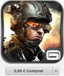 Modern combat 4_ Zero hour