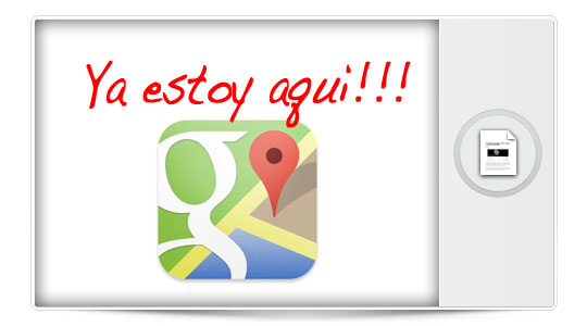 google-maps-aplicacion para iphone ipad ios 6