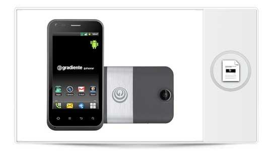 Una empresa Brasileña lanzará teléfonos Android llamados iPhone