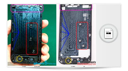 ¿Será este el nuevo iPhone 5s? Son rumores…