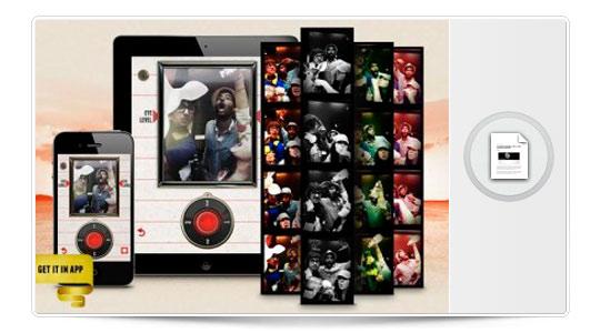 Aplicaciones iPhone: IncrediBooth, para pasarlo pipa en el fotomatón