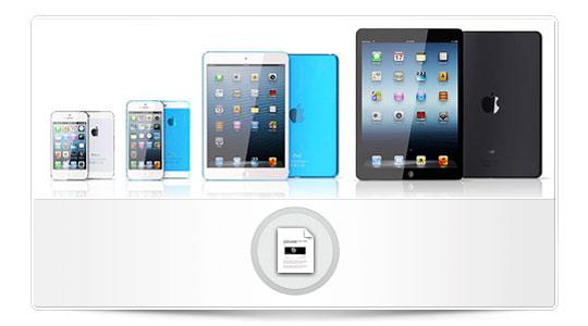 Quieres ver el nuevo iPhone Mini, iPad 5, iPhone 5s y iPad Mini 2, pues mira este concepto…