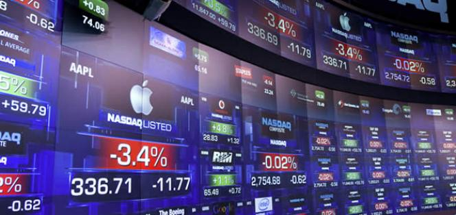 Apple pierde un 11% en bolsa