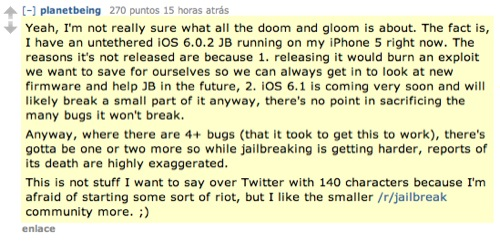Jailbreak ios 6 untethered iphone 5