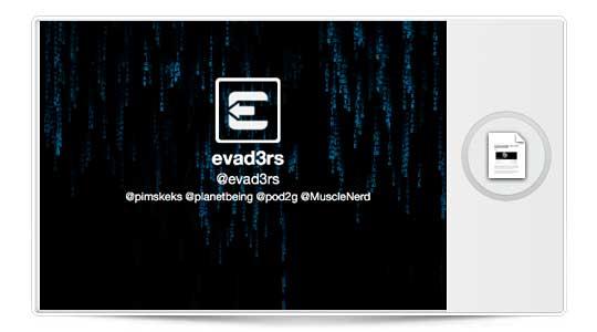 Evad3rs alertan sobre un Fake con una web falsa del Jailbreak para iOS 6