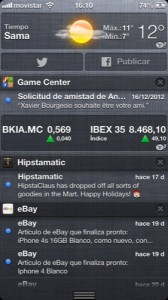 trucos ios 6 iphone configurar centro de notificaciones