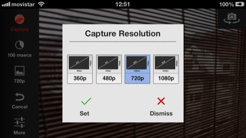 aplicaciones iphone, Lapse it pro para hacer timelapse con el iphone
