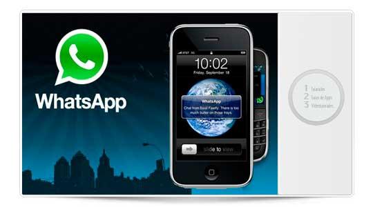 2 Formas de instalar WhatsApp en el iPhone 3g y que vuelva a funcionar
