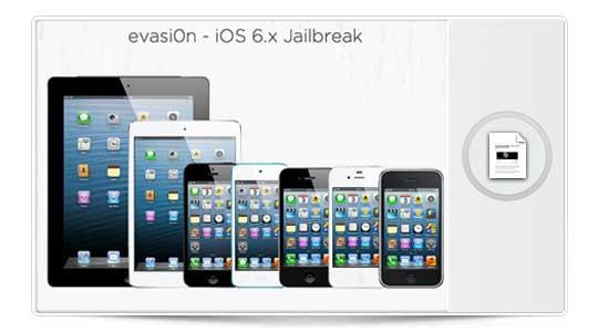 Evad3rs pone nombre al Jailbreak para iOS 6.1: Evasi0n, y ya tiene página web
