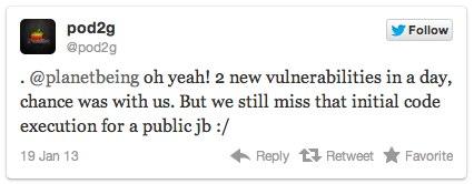 Progresos en Jailbreak untethered IOS 6