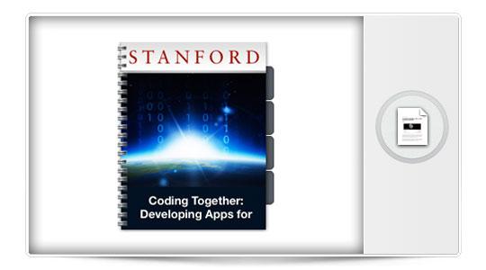 Stanford ofrece gratis un curso para desarrollar aplicaciones para iPhone y iPad
