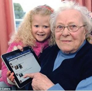 ipad y personas mayores