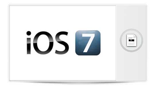 Nueva forma de gestionar la multitarea en IOS 7 [Concepto]