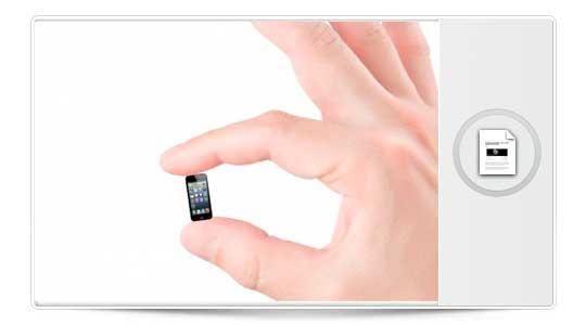 El iPhone Mini podría tener una pantalla de…. ¡5 Pulgadas! y ser más barato