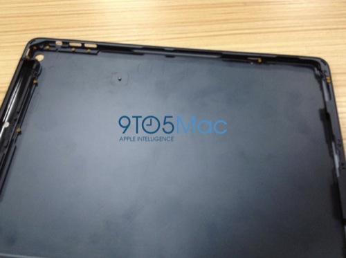 primeras imagenes filtradas iPad 5