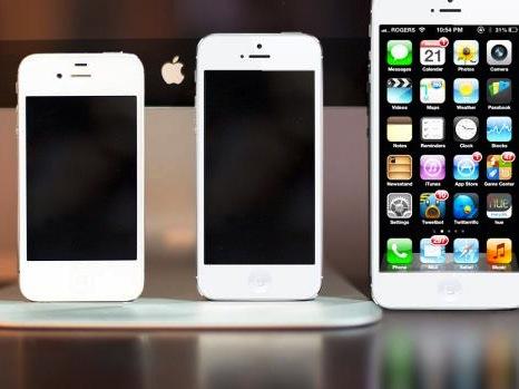 rumores sobre un iphone 6 de 5 pulgadas y un iphone 5s