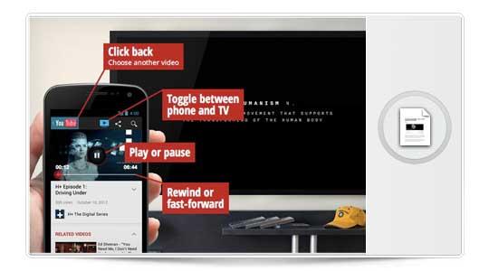 Youtube para iPhone se actualiza y permite ver vídeos en tu televisión