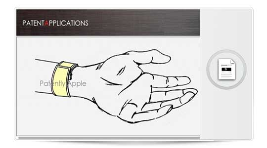 Apple ya ha patentado el iWatch