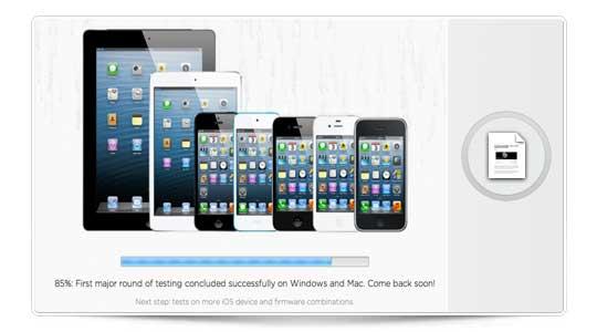 Evasi0n al 85%, el Jailbreak para iOS 6 se hace de rogar