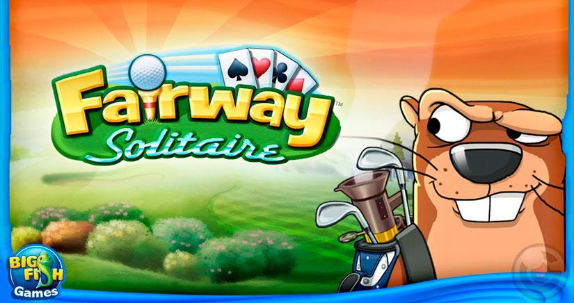Juegos Gratis: Fairway Solitaire HD, el mejor y más adictivo Solitario para iPhone y iPad