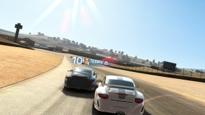 aplicaciones iphone Real Racing 3