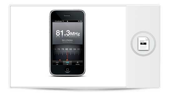 Se descubren botones de Radio en iOS 6.1
