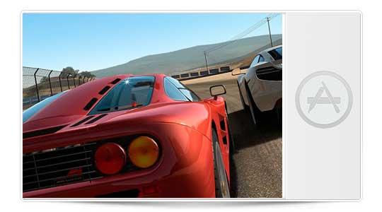 Aplicaciones iPhone: Real Racing 3, ya está aquí el rey de los juegos de coches…