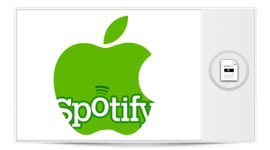 Spotify podría tener un servicio gratuito para iPhone