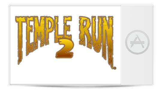 Aplicaciones iPhone: Temple Run 2 consigue 50 Millones de descargas en 13 días