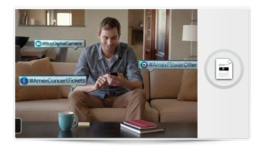 American Express pionera en las compras a través de Twitter…