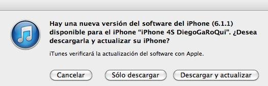 iOS 6.1.1 evasi0n