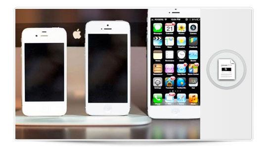 Un iPhone 5s y un iPhone 6 de 5 pulgadas planean por las fábricas de Apple. [Rumor]
