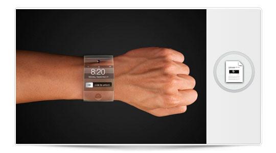 El iWatch podría ser la nueva revolución de Apple…