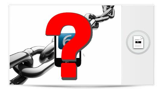 ¿Qué es el Jailbreak iOS 6, 6.1? …Guía para novatos