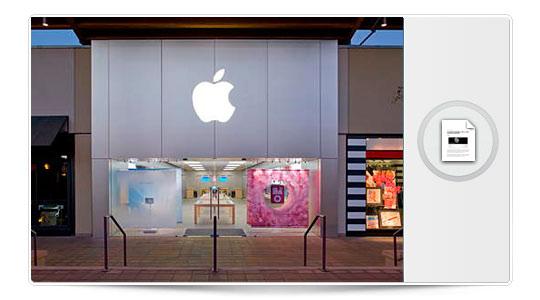 Un ladrón rompe una puerta de 100.000$ para robar productos Apple valorados en 64.000$