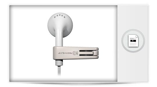 Budsnaps, el invento para sujetar los auriculares del iPhone a tus orejas…