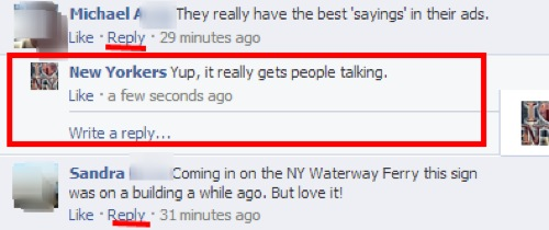 responder comentarios en facebook