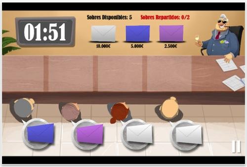 videojuego del caso barcenas