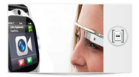 ¿Que le dicen las Google Glasses al iWatch?