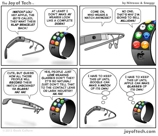 Google-Glasses-Vs.-iWatch