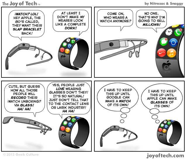 Google-Glasses-Vs.-iWatch