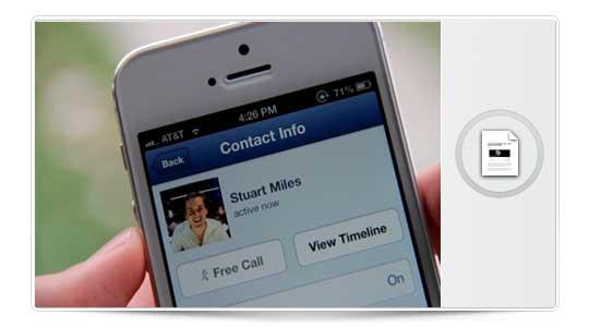 Llamadas gratuitas a través de Facebook ya disponibles en España y México