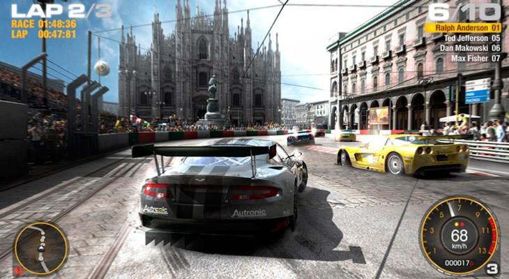 Los 10 mejores juegos de coches para iPhone y iPad